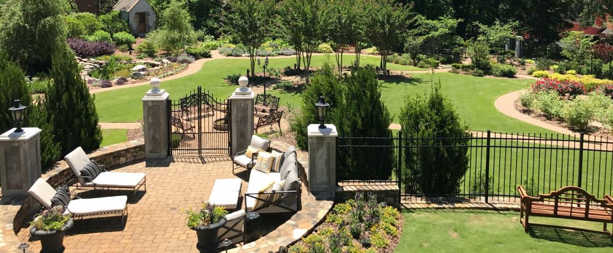 "1/2 Acre Secret Garden - English ""Knotting Hill"" Style in Atlanta Hero Image in undefined, Atlanta, GA"