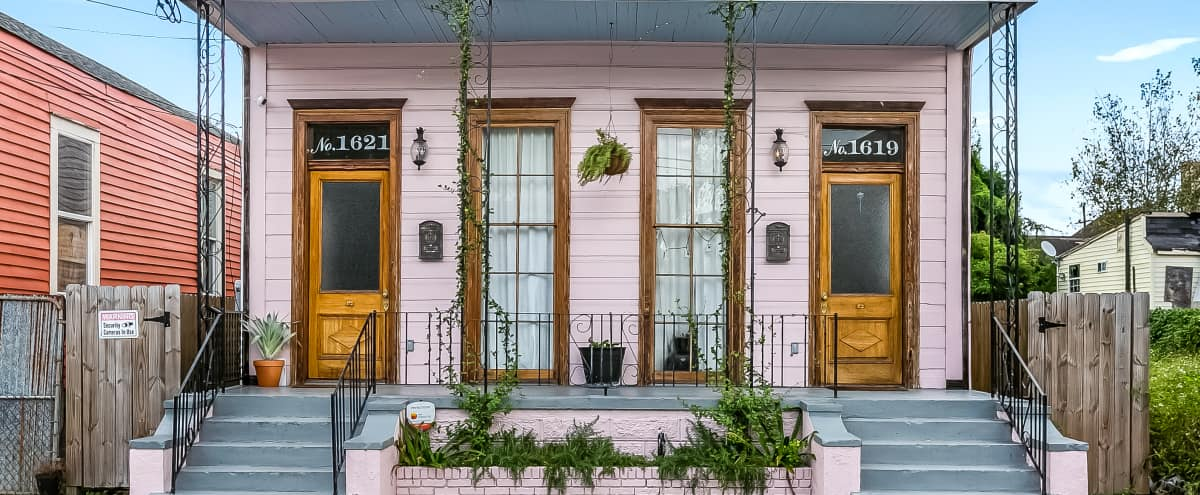 Stunning and Historic Home in New Orleans Hero Image in Seventh Ward, New Orleans, LA