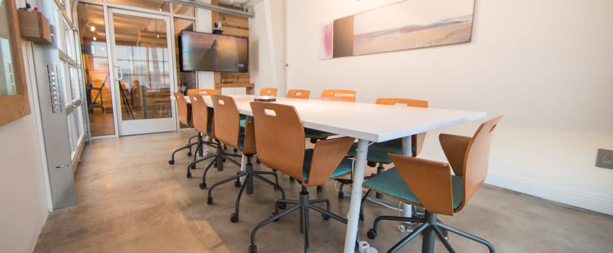 Urban refurbished warehouse+loft, with modern amenities and conference rooms in Santa Barbara Hero Image in undefined, Santa Barbara, CA