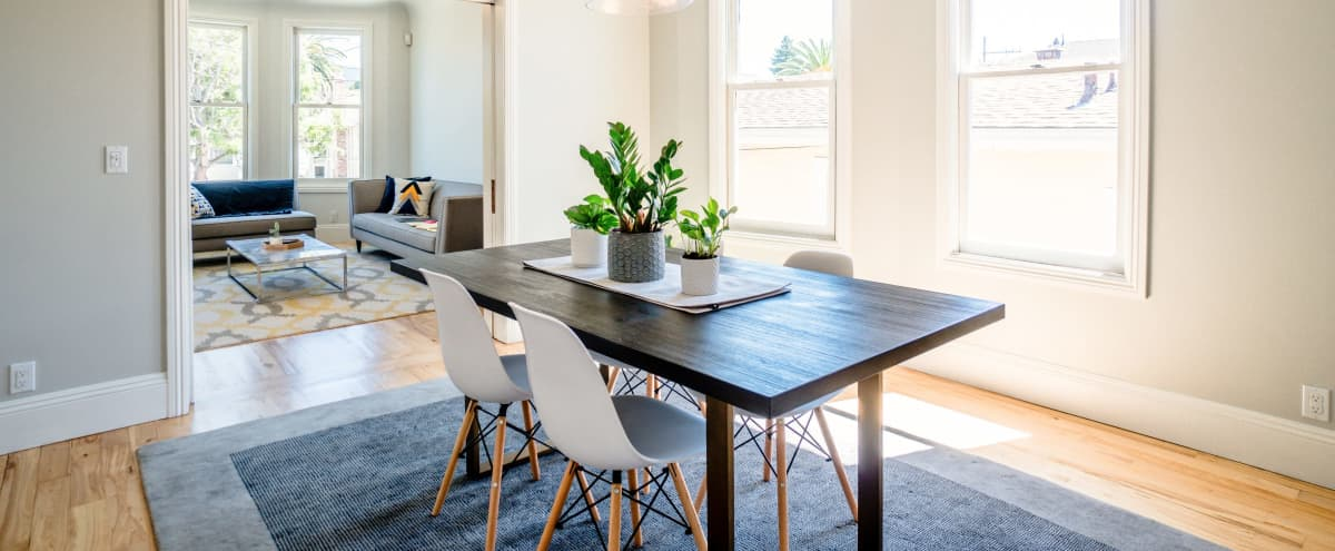Meeting Retreat: Bright, Spacious, Remodeled Historic Craftsman in Oakland Hero Image in Clinton, Oakland, CA