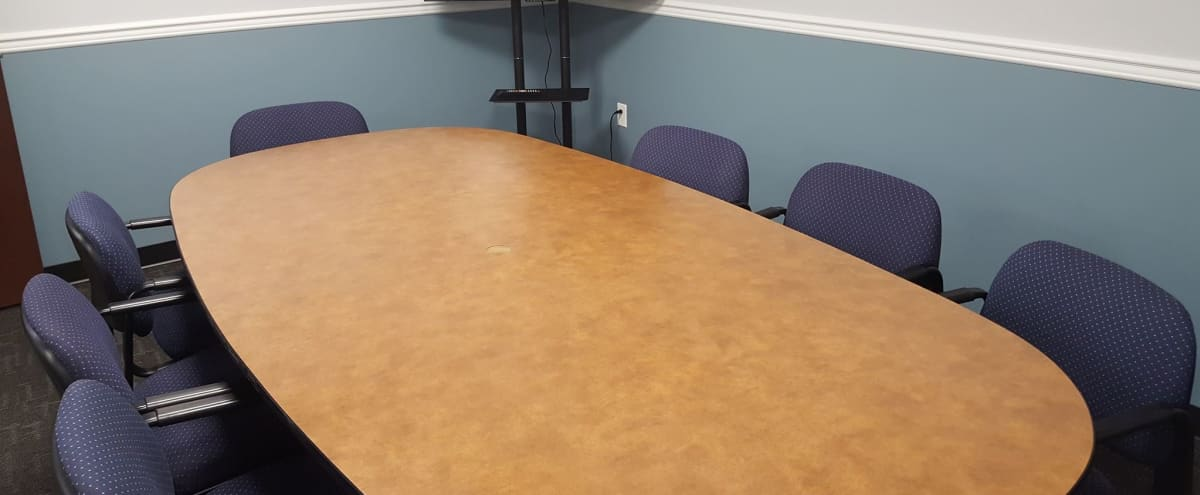 Conference Room for up to 10 in Lynnwood Hero Image in undefined, Lynnwood, WA
