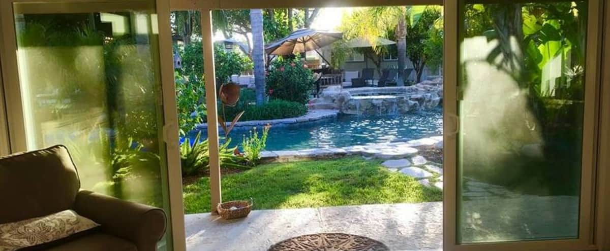 Mini Resort Tropical Oasis in Ventura County in Moorpark Hero Image in undefined, Moorpark, CA