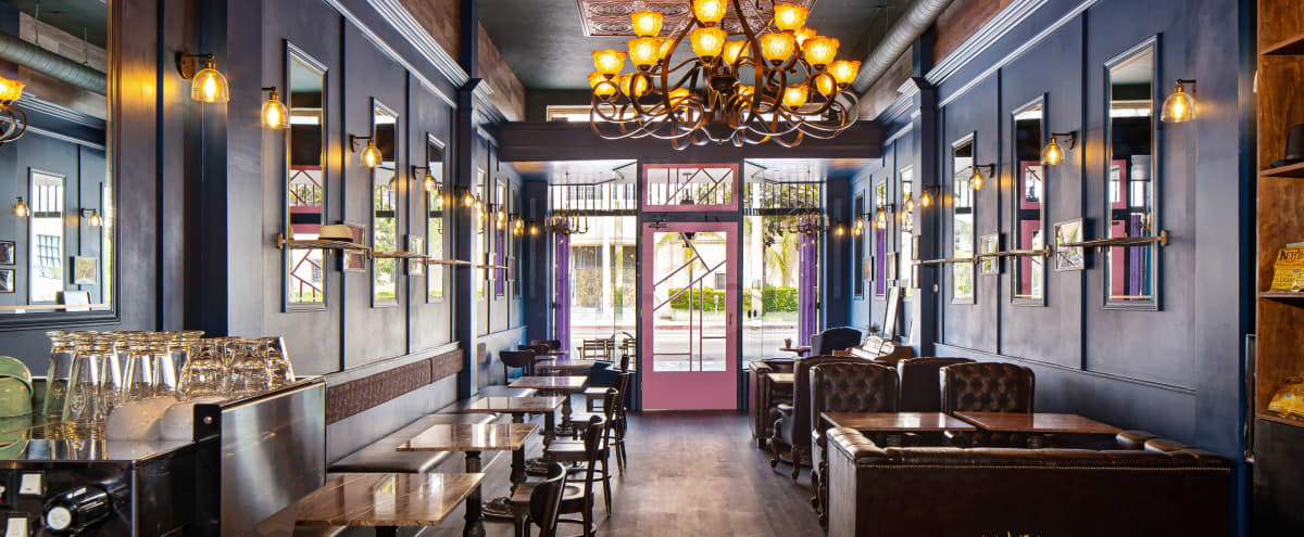West Hollywood historical coffee shop with Vintage design in Los Angeles Hero Image in Central LA, Los Angeles, CA