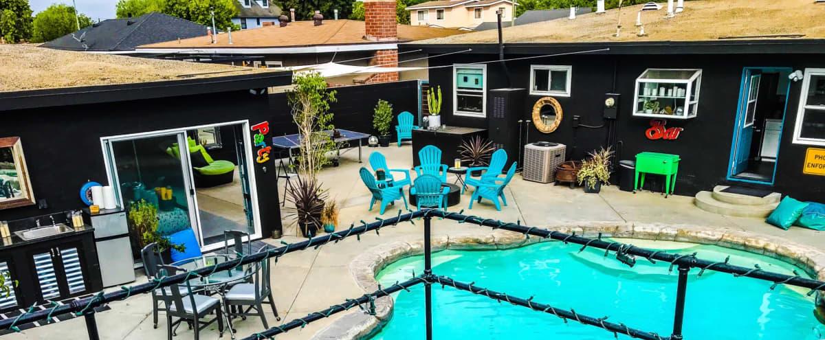 Indoor / Outdoor Healing Oasis in Long Beach Hero Image in Los Altos, Long Beach, CA