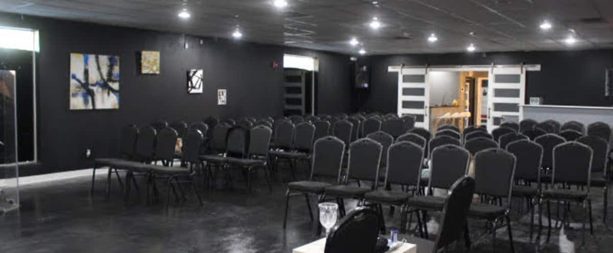 Contemporary & Spacious Space for Events of Any Kind in Joliet Hero Image in undefined, Joliet, IL