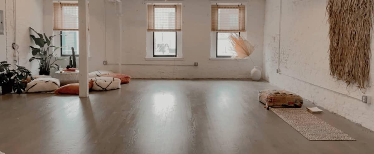 Creative Space, Wellness Studio & Photography Loft in Philadelphia Hero Image in East Kensington, Philadelphia, PA
