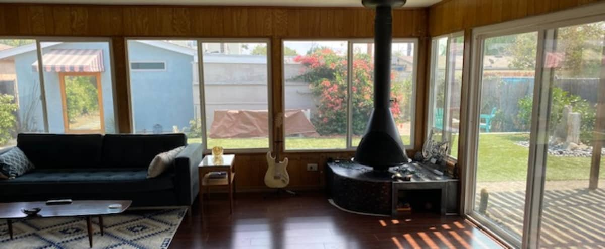Mad Men Mid-Century 3 bedroom, 2 bath house with roomy backyard. in North Hollywood Hero Image in Sun Valley, North Hollywood, CA