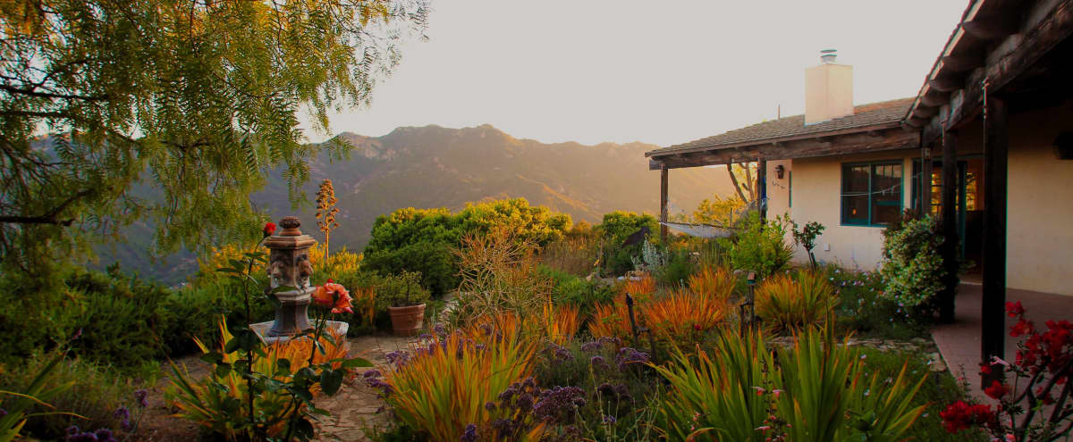 Bohemian House on a Hill with Views to Die For in Topanga Hero Image in undefined, Topanga, CA