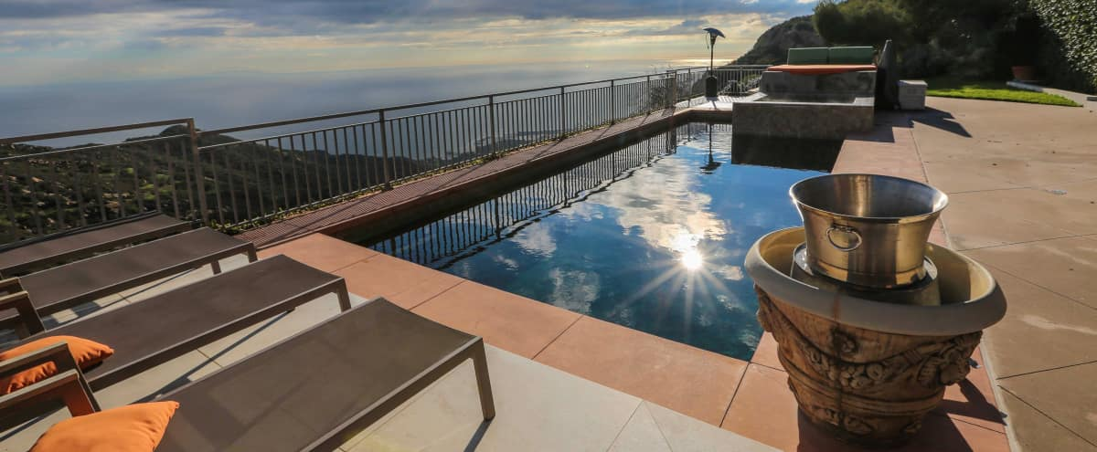 Privacy. Luxury. Serenity. ❤ Views. in Malibu Hero Image in undefined, Malibu, CA