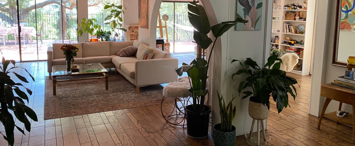 Zen and Cozy Laurel Canyon home with Patio Space in Laurel Canyon Hero Image in Central LA, Laurel Canyon, CA