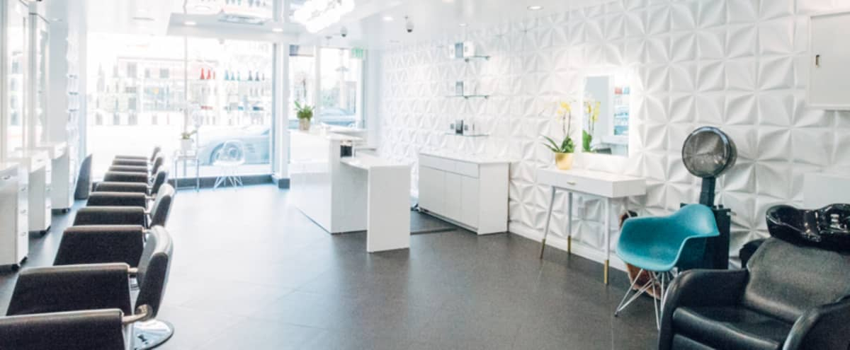 Prime Beverly Hills location- Bright and Modern Elegant Salon Space in Beverly Hills Hero Image in undefined, Beverly Hills, CA