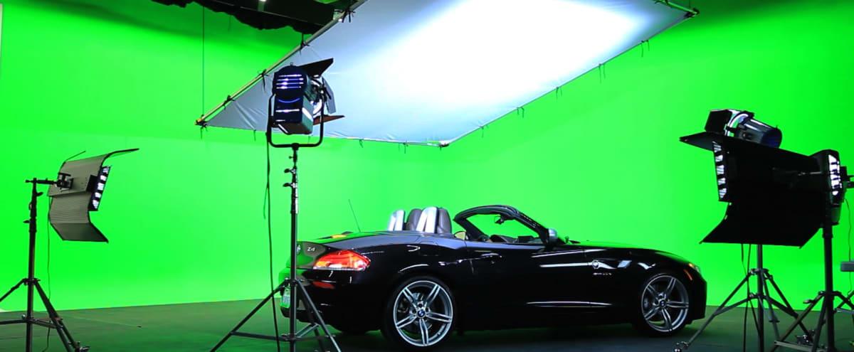 Fully Equipped Green Screen Studio - Vista, CA in Vista Hero Image in undefined, Vista, CA