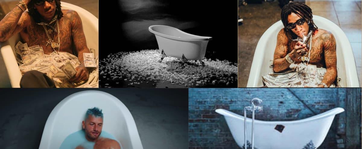 Clawfoot Bathtub Set 🛁 in Los Angeles Hero Image in South Los Angeles, Los Angeles, CA