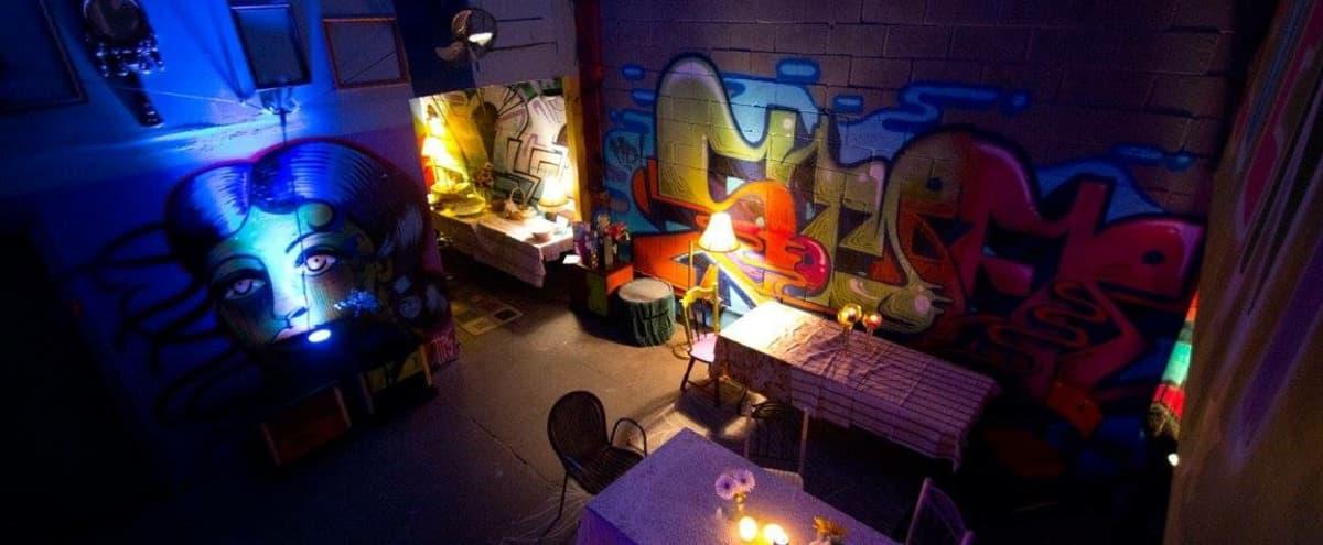 Urban and Intimate Event Space in Dallas Hero Image in Old East Dallas, Dallas, TX