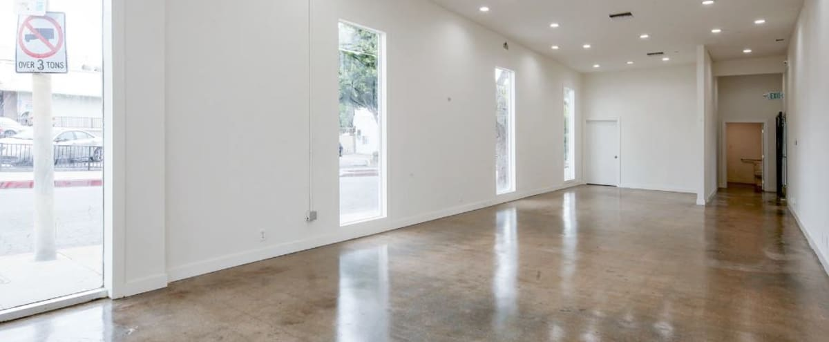 Brand New Bright Upscale Fun Space w High Ceilings in West Hollywood Hero Image in Central LA, West Hollywood, CA