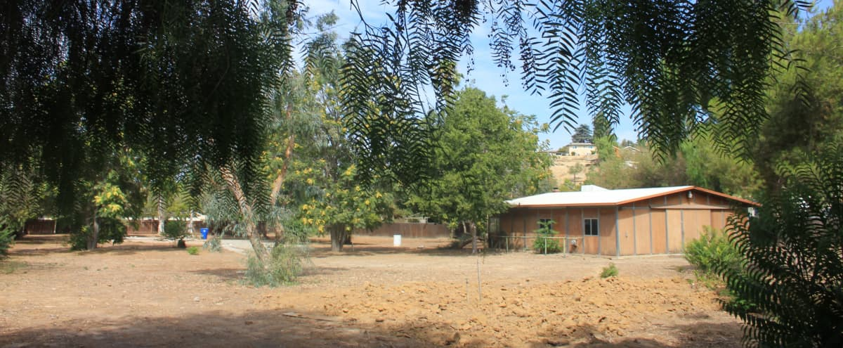 Large 1.5 Acre Ranch with Barn in Los Angeles in Los Angeles Hero Image in Shadow Hills, Los Angeles, CA