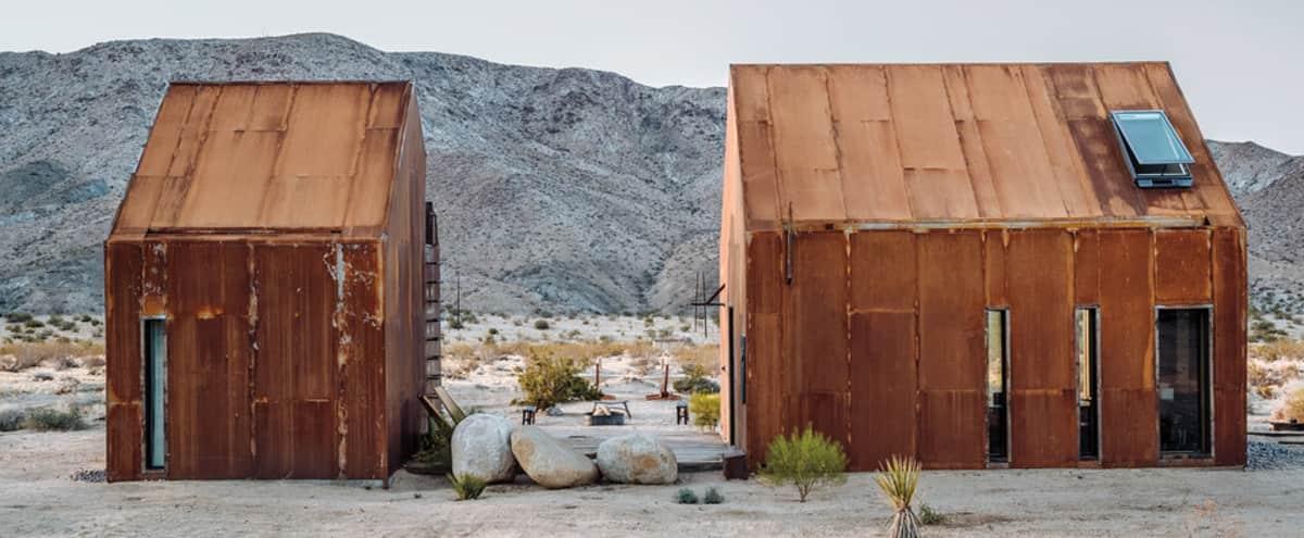 Architectural Desert Cabin in Twenty Nine Palms Hero Image in undefined, Twenty Nine Palms, CA