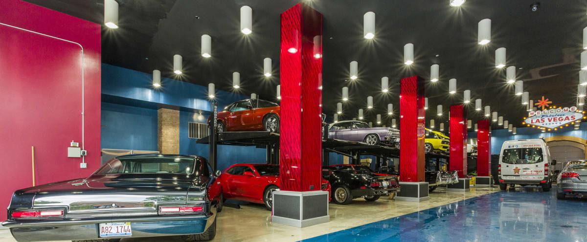 Luxury 15 Car Garage | West Loop in Chicago Hero Image in West Loop, Chicago, IL