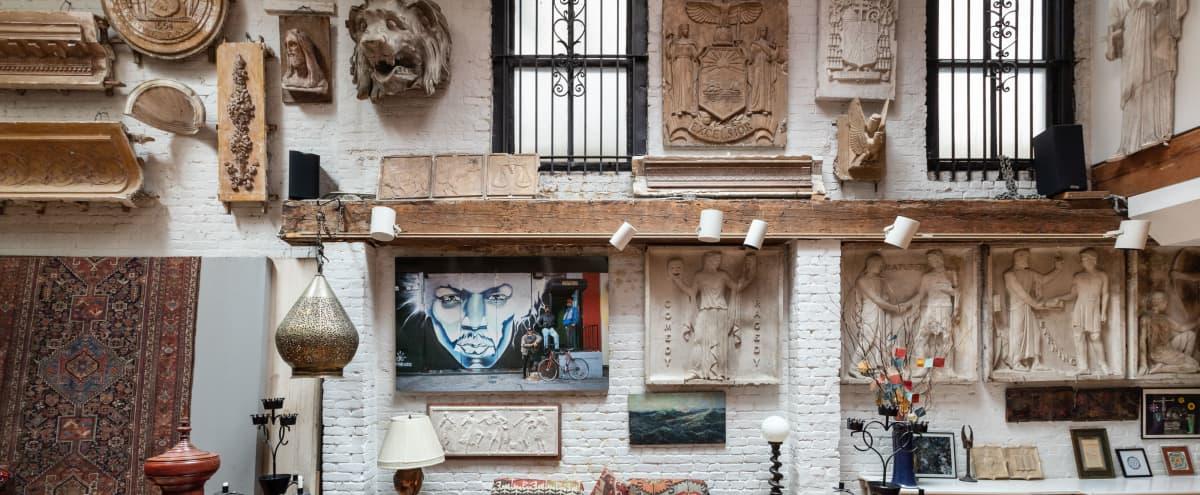 Exotic Bohemian Haven in Gramercy in New York City Hero Image in Midtown Manhattan, New York City, NY