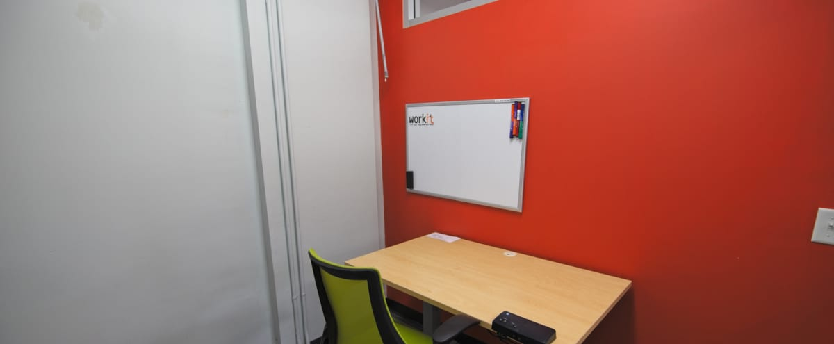Intimate & Private Room for Interviews - 1v1 Sessions - Phone Calls in St Paul Hero Image in Midway, St Paul, MN