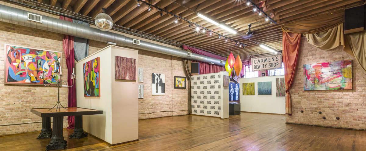 West loop/ Fulton Market Art Gallery in Chicago Hero Image in Fulton Market, Chicago, IL