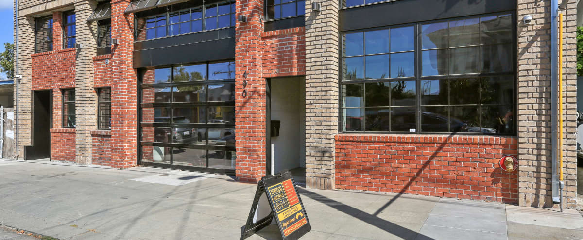 Industrial Chic Project/Meeting/Office Space in Temescal (Seats 4) in Oakland Hero Image in Temescal, Oakland, CA