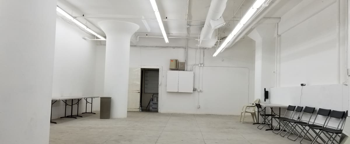 Artistic industrial chic loft studio space with foyer in Los angeles Hero Image in Downtown, Los angeles, CA