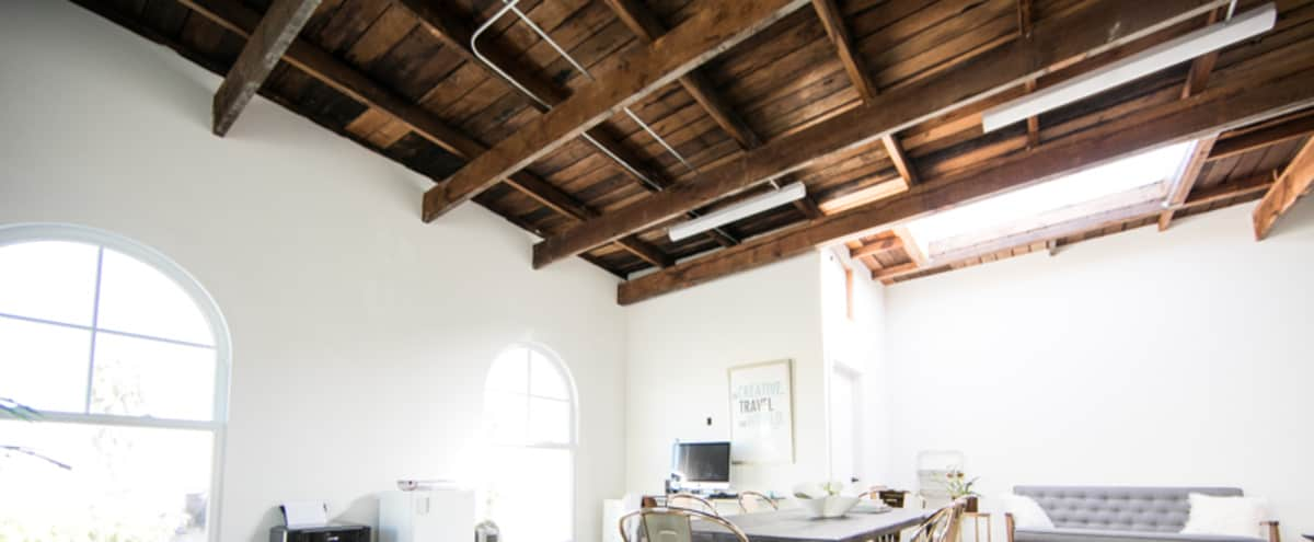 Airy Studio & Conference Space in Historic West Adams in Los Angeles Hero Image in South Los Angeles, Los Angeles, CA