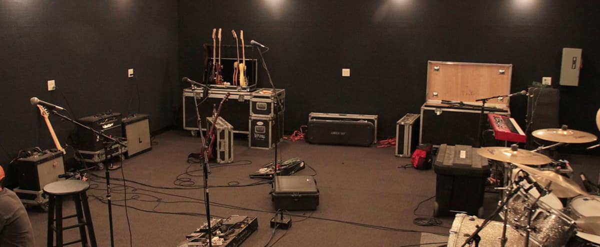 """The Congress Room"", Music Lab Production and Rehearsal Spaces in Austin Hero Image in South Austin, Austin, TX"