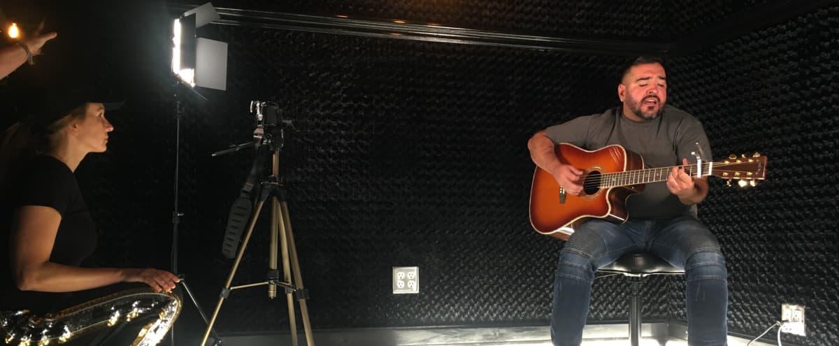 Westlake Village Speak Easy Vibe Recording Studio. Photo & Vid Shoots. Live Stream. Podcast. Web Series. Vlog. in Westlake Village Hero Image in undefined, Westlake Village, CA