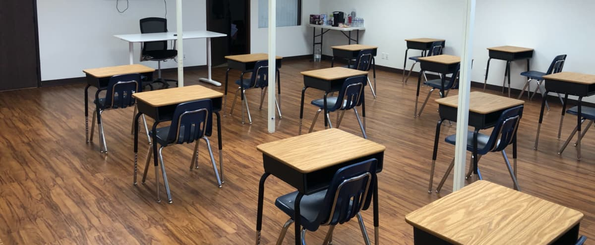 Very Roomy Downtown Classroom Suite in Los Angeles Hero Image in Westlake, Los Angeles, CA