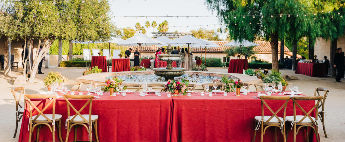 Evoke the romance of early Spanish California by celebrating your wedding or special occasion on the grounds of this cultural landmark. in Santa Barbara Hero Image in Lower State, Santa Barbara, CA