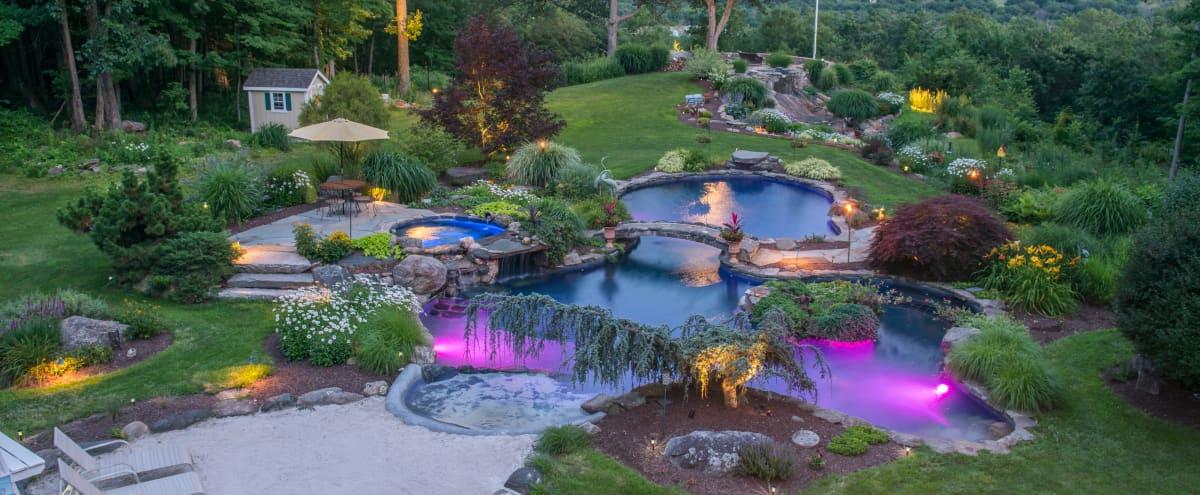 Tropical Aquatic Environment/ Swimming Pool