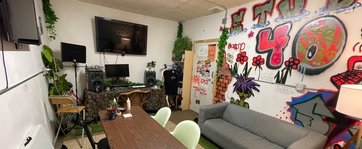 Multipurpose Creative Studio for Startups, Musicians, Filmmakers, Meetings in San Francisco Hero Image in Bayview, San Francisco, CA