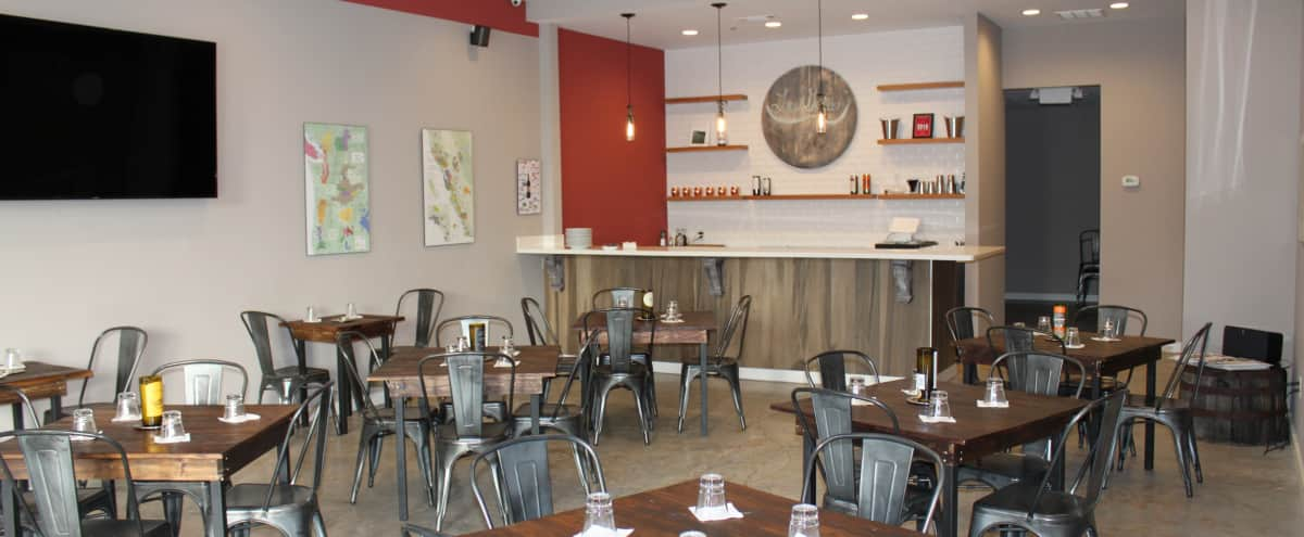 Sandy Springs' Special Events and Tasting Room with Rustic Old-World Ambience in Sandy Springs Hero Image in undefined, Sandy Springs, GA