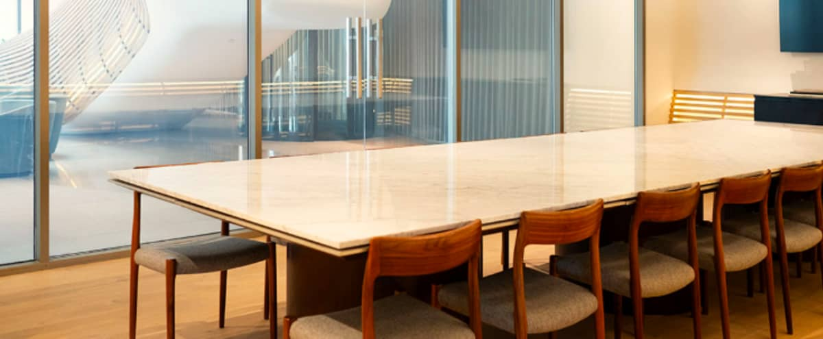 Luxurious Executive Boardroom - Beverly Hills - In-Room Dining available in beverly hills Hero Image in undefined, beverly hills, CA