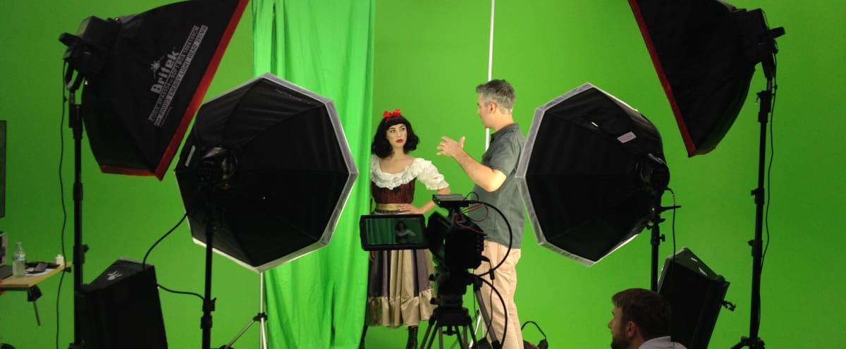 Green Screen Studio in Portland Hero Image in Island Station, Portland, OR