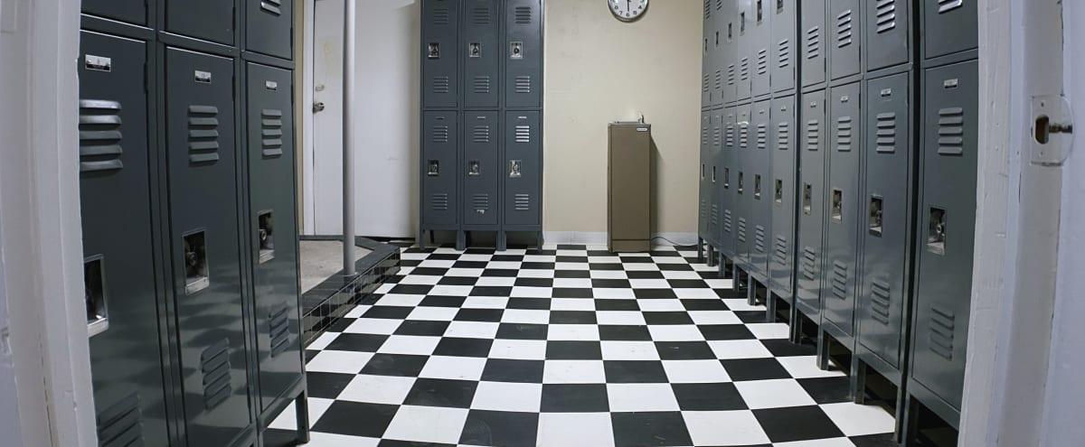 Old School Locker Room in Van Nuys Hero Image in Van Nuys, Van Nuys, CA
