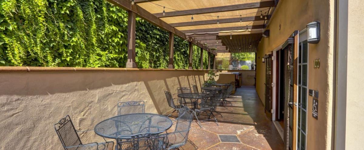 Private Meeting Space & Patio Near Sacramento University in Sacramento Hero Image in East Sacramento, Sacramento, CA