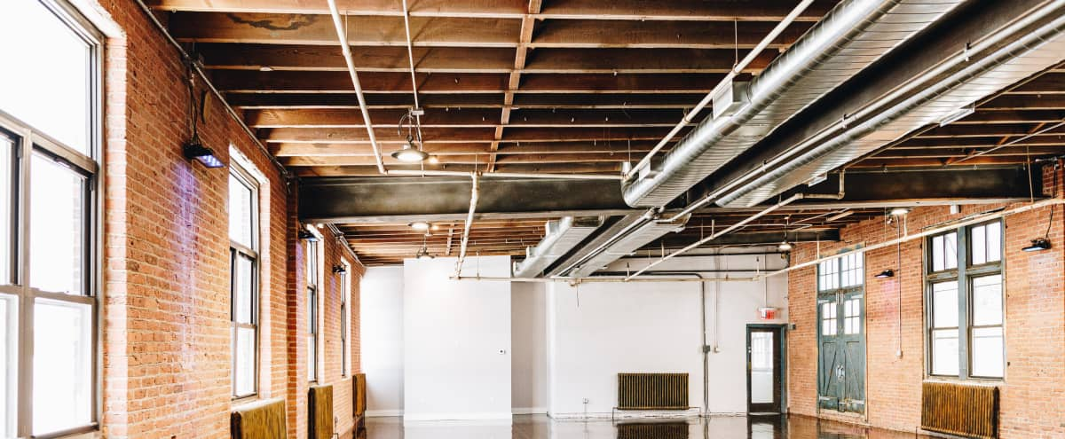 Brooklyn Loft Space with Roof-Top in Brooklyn Hero Image in Clinton Hill, Brooklyn, NY