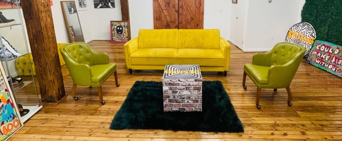 Artsy Showroom Space in Old City in Philadelphia Hero Image in Center City, Philadelphia, PA