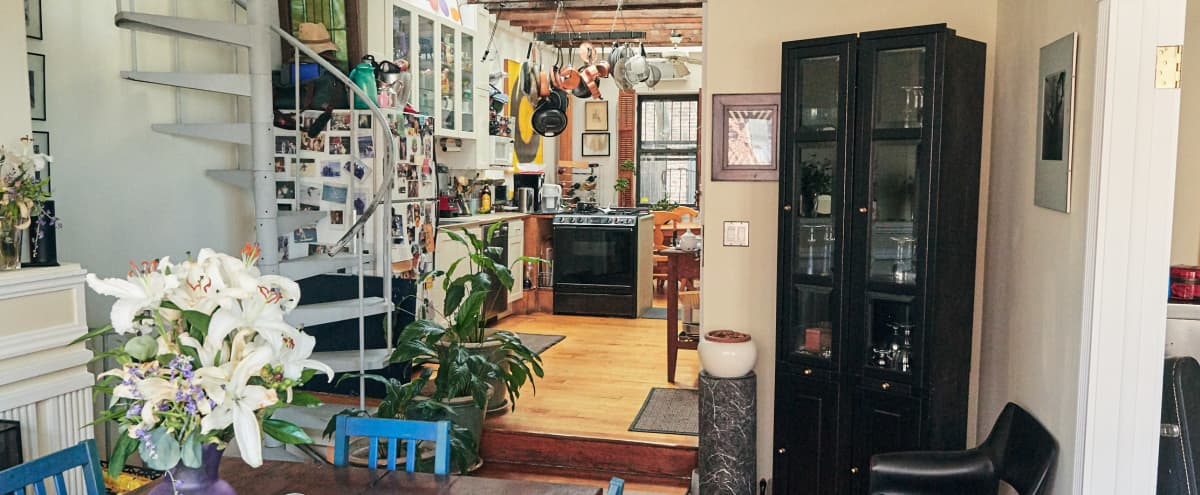 Classic West Village Duplex Apartment in NEW YORK Hero Image in West Village, NEW YORK, NY