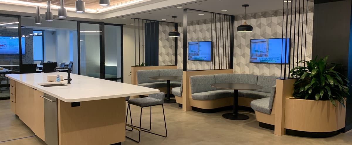 Meeting Room Space for 25 People Plus Lounge Space in New York Hero Image in Financial District, New York, NY