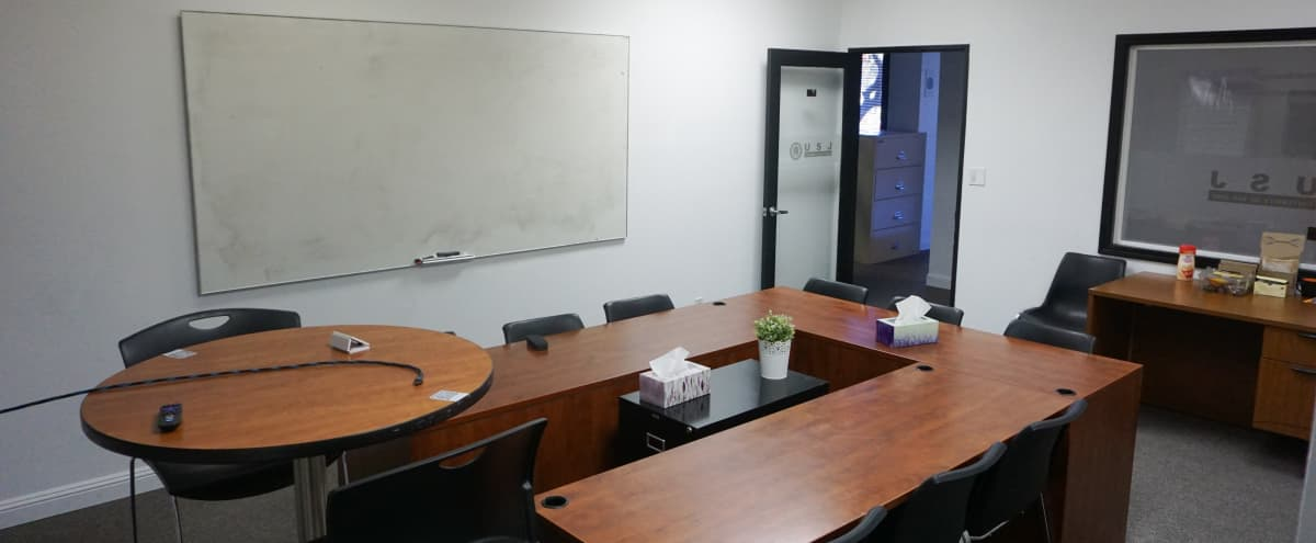 Quiet Meeting and Class room in Downtown San Jose (Close to San Jose International Airport, 1.5 Mile) in San Jose Hero Image in North San Jose, San Jose, CA
