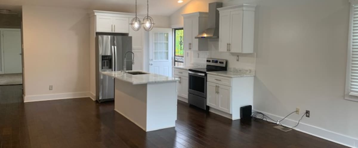 Roomy Urban Home with Large Outdoor Space in Nashville Hero Image in Buena Vista Heights, Nashville, TN