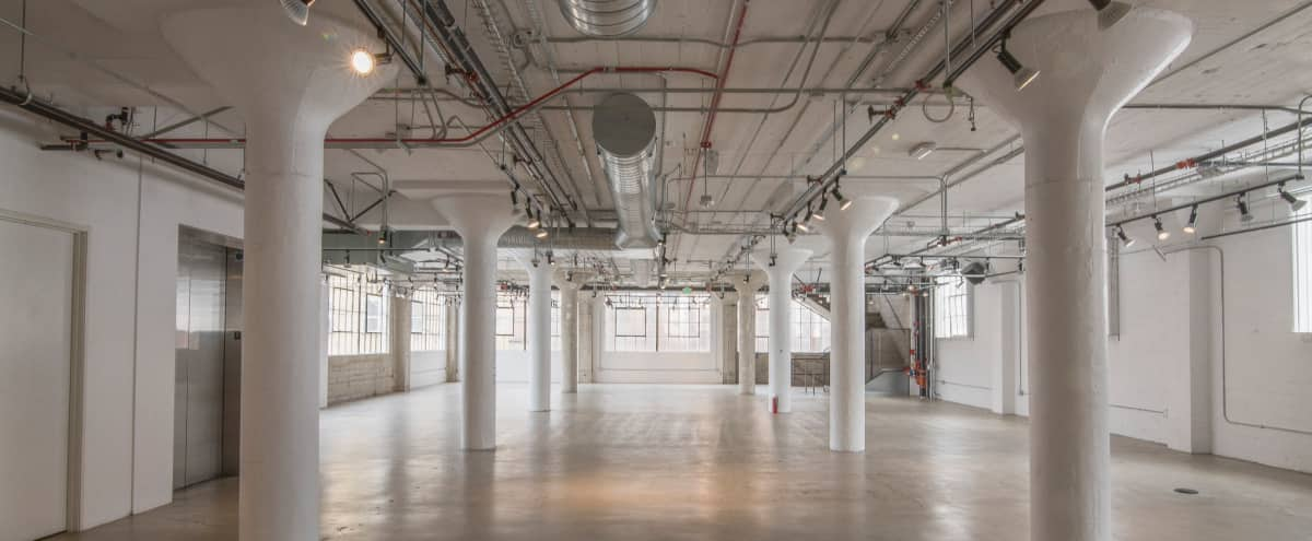 Elegant 2nd Floor Loft Office Space In The Arts District, DTLA   50u0027 X 125