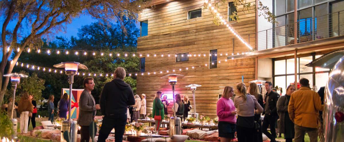 Meeting Retreat in Multi-level Hilltop House - Downtown Austin Views in Austin Hero Image in Zilker, Austin, TX