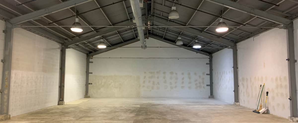 5000 Sq ft. Industrial Warehouse Space - Great for filming/Rehearsal Space in Glendale Hero Image in Vineyard, Glendale, CA