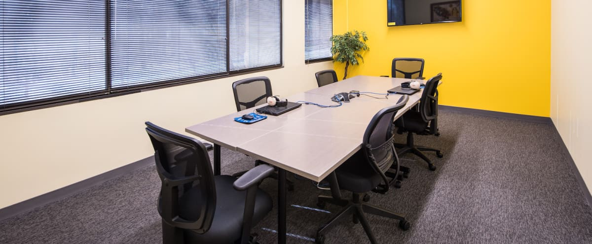 Private Conference Room in Columbia, MD in Columbia Hero Image in Town Center, Columbia, MD