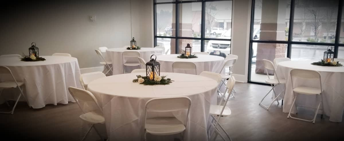Beautiful Multi-Use Venue Available for Corporate Meetings & Events in Lincolnton Hero Image in undefined, Lincolnton, NC
